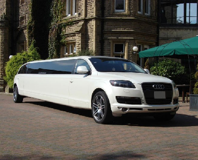 Limo Hire in Holyhead