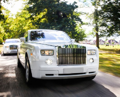 Modern Wedding Cars in North London