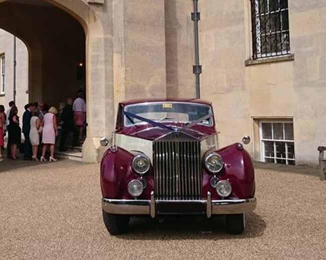 1955 Rolls Royce Silver Wraith in UK