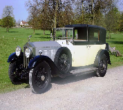 1929 Rolls Royce Phantom Sedanca in Rainford