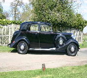 1939 Rolls Royce Silver Wraith in Rainford