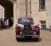 1955 Rolls Royce Silver Wraith in Oxford