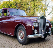 1960 Rolls Royce Phantom in Forres