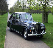1963 Rolls Royce Phantom in Tywyn