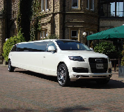 Audi Q7 Limo in New Quay