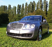 Bentley Continental GT Hire in Carrog