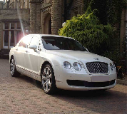 Bentley Flying Spur Hire in Scarborough