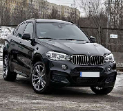 BMW X6 Hire in Banff