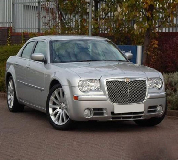 Chrysler 300C Baby Bentley Hire in Lliw Valey