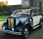 Classic Wedding Cars in North Berwick