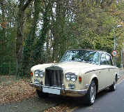 Duchess - Rolls Royce Silver Shadow Hire in Stapleford