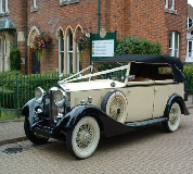 Gabriella - Rolls Royce Hire in Melton Mowbray