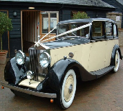 Grand Prince - Rolls Royce Hire in Kingussie