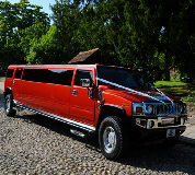 Hummer Limos in Anstruther