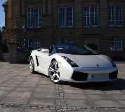 Lamborghini Gallardo Hire in Newbiggin by the Sea