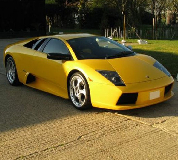 Lamborghini Murcielago Hire in Lliw Valey