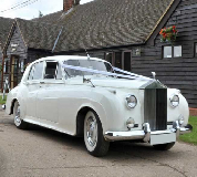 Marquees - Rolls Royce Silver Cloud Hire in Dollar