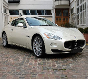 Maserati Granturismo Hire in Brighton