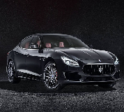 Maserati Quattroporte Hire in Dollar