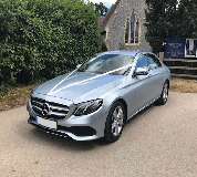 Mercedes E220 in Hucknall