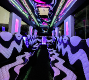 Party Bus Hire (all) in Banff and Macduff
