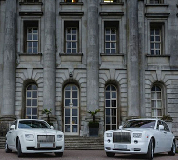 Phantom and Ghost Pair Hire in Edinburgh