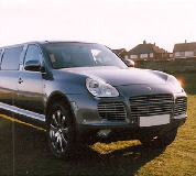 Porsche Cayenne Limos in Anstruther