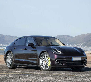 Porsche Panamera Hire in Kingussie