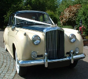 Proud Prince - Bentley S1 in Llanfair Caereinion