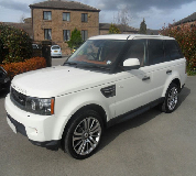 Range Rover HSE Sport Hire in Haddington