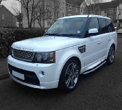 Range Rover Sport Hire  in UK