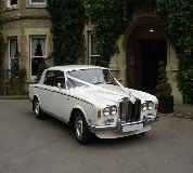 Rolls Royce Silver Shadow Hire in Portsoy