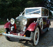 Ruby Baron - Rolls Royce Hire in Tayport