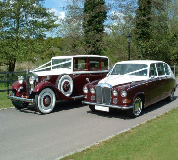 Ruby Baroness - Daimler Hire in Nailsworth