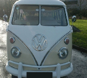 VW Campervan Hire in Laugharne