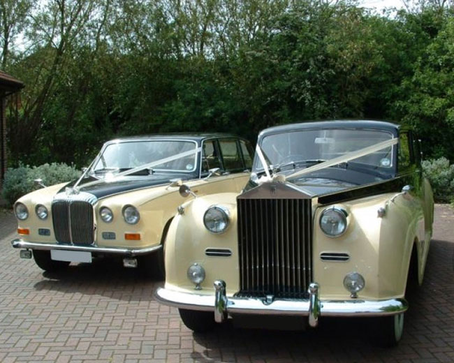 Crown Prince - Rolls Royce Hire in UK