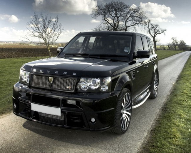 Revere Range Rover Hire in UK